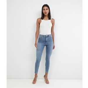 ASOS Ridley High Waisted Skinny Jeans